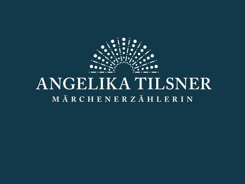 Angelika Tilsner Logo Flat