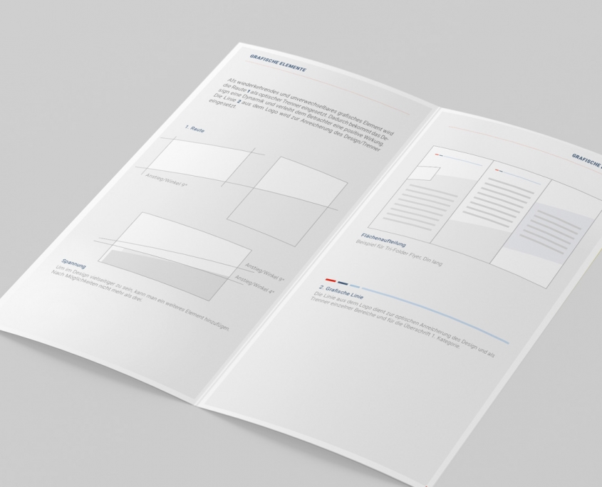 ROOS Consulting Manual Grafische Elemente