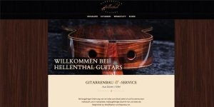 Hellenthal guitars