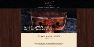 Hellenthal guitars