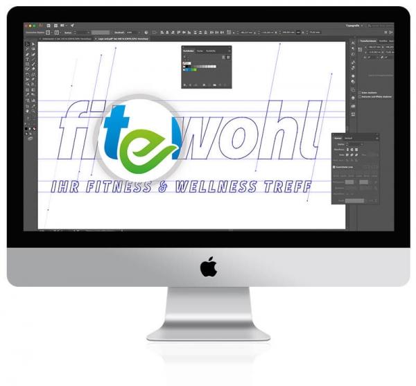 Logobeispiel: FITeWOHL